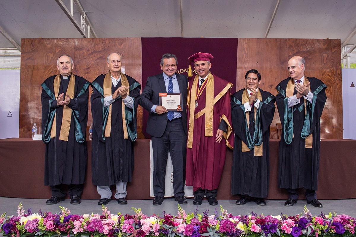 6 / 16 - Ceremonia de entrega de Premios Lux et Veritas y Ser Anáhuac