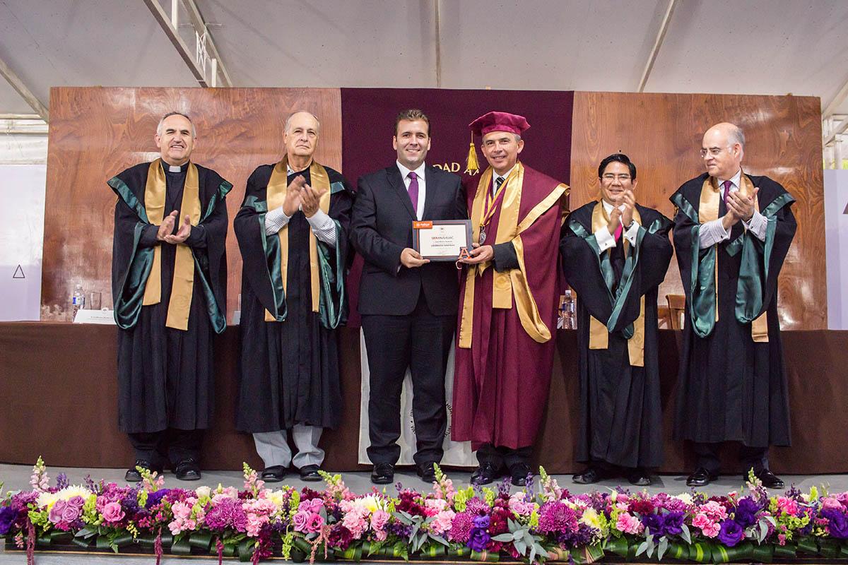 7 / 16 - Ceremonia de entrega de Premios Lux et Veritas y Ser Anáhuac