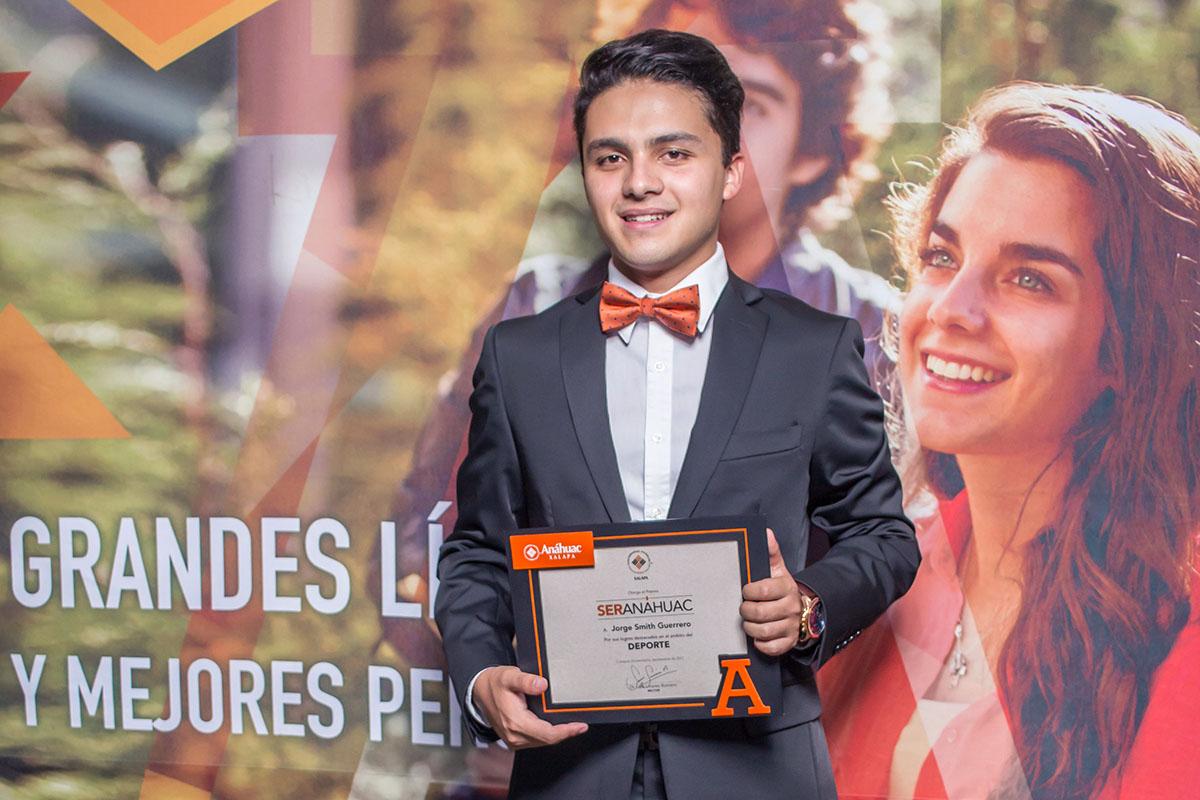 8 / 16 - Ceremonia de entrega de Premios Lux et Veritas y Ser Anáhuac
