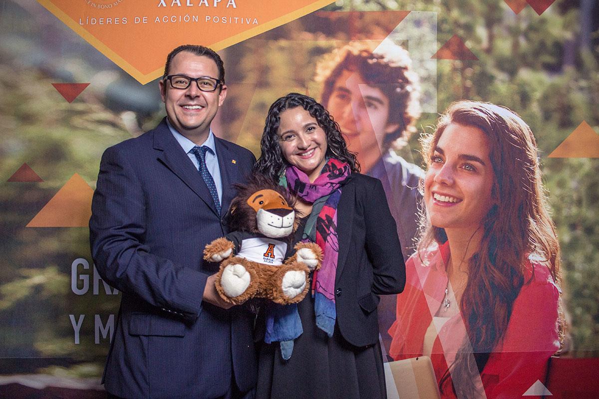 10 / 16 - Ceremonia de entrega de Premios Lux et Veritas y Ser Anáhuac