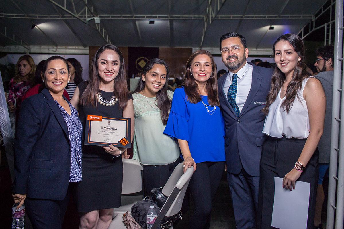 11 / 16 - Ceremonia de entrega de Premios Lux et Veritas y Ser Anáhuac