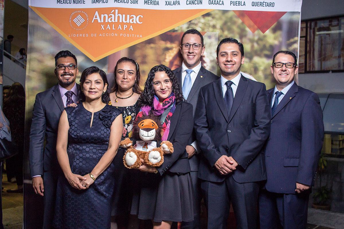 12 / 16 - Ceremonia de entrega de Premios Lux et Veritas y Ser Anáhuac