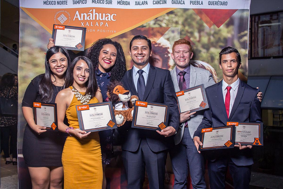 13 / 16 - Ceremonia de entrega de Premios Lux et Veritas y Ser Anáhuac