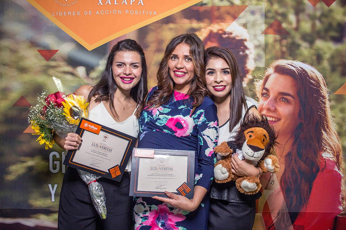 15 / 16 - Ceremonia de entrega de Premios Lux et Veritas y Ser Anáhuac