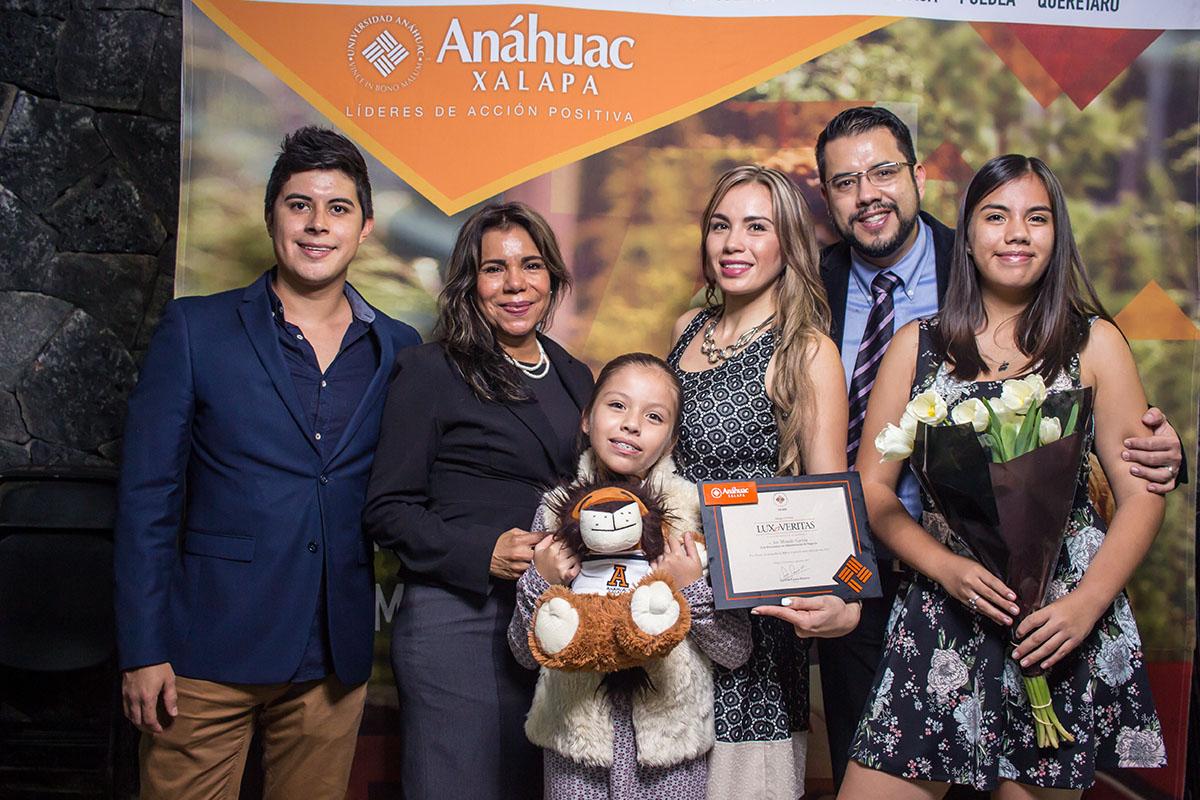 16 / 16 - Ceremonia de entrega de Premios Lux et Veritas y Ser Anáhuac