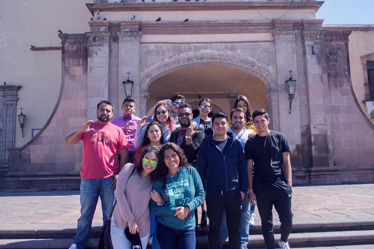 CODIGo! en la Anáhuac Querétaro