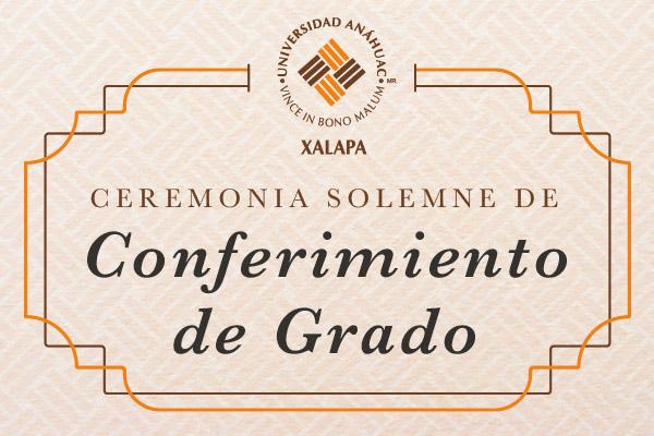 Conferimiento de Grado 2017