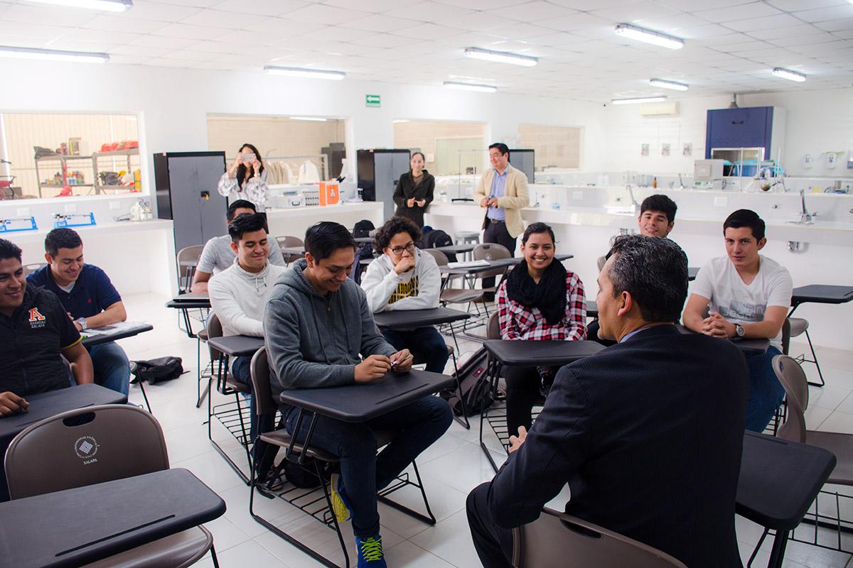 3 / 4 - Foro Ingeniería Anáhuac: Reforma Energética