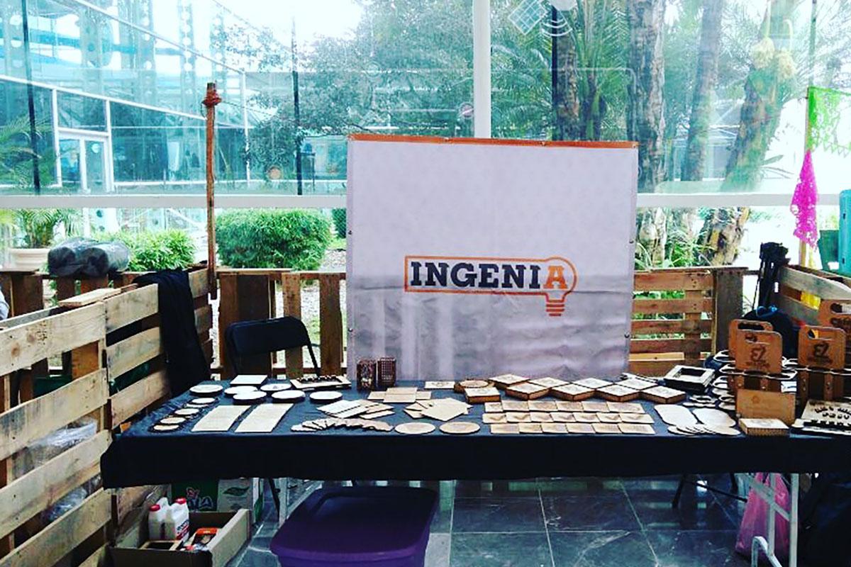 3 / 8 - Grupo IngeniA presente en el Oktoberfest Xalapa 2017