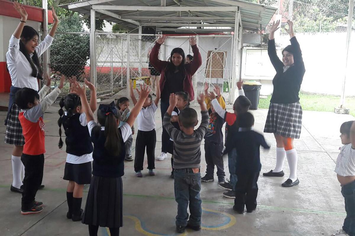4 / 10 - Inician actividades los Programas de Participación Social