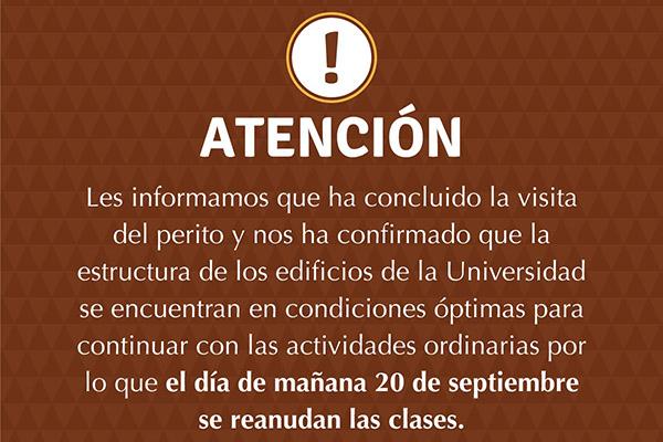 Calendario Escolar | Universidad Anáhuac Xalapa