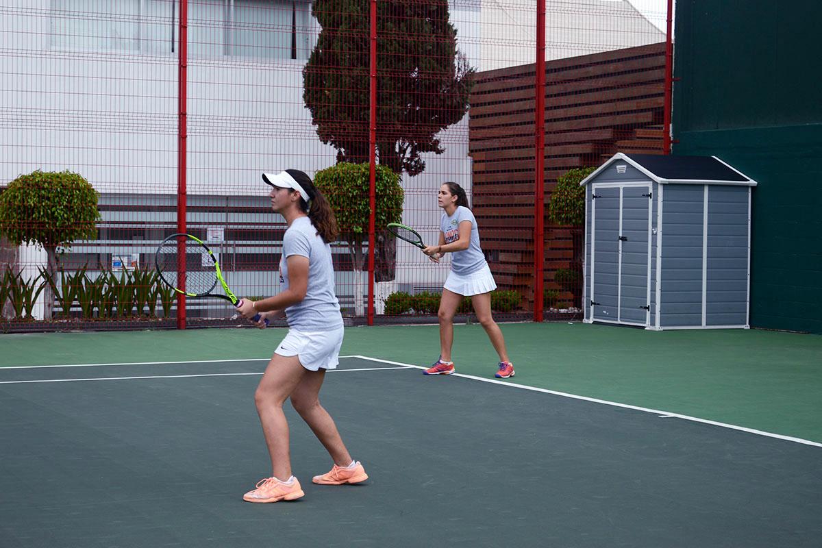 6 / 8 - Representativo de Tenis en la Primera Etapa CONADEIP