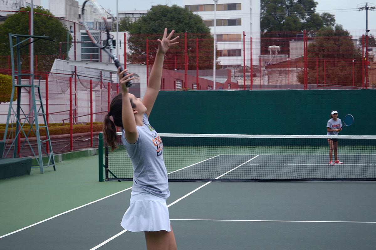 7 / 8 - Representativo de Tenis en la Primera Etapa CONADEIP