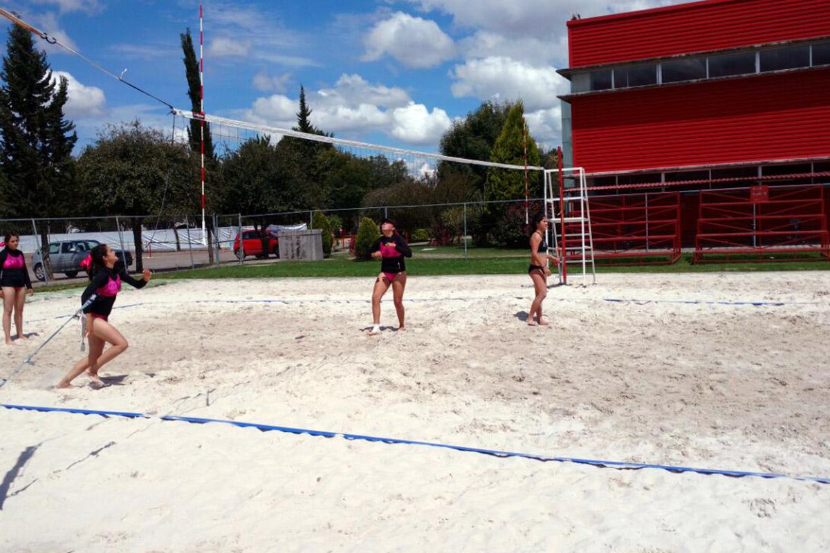 3 / 4 - Tercer Lugar en Voleibol de Playa CONADEIP