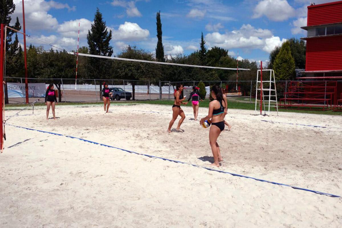 4 / 4 - Tercer Lugar en Voleibol de Playa CONADEIP