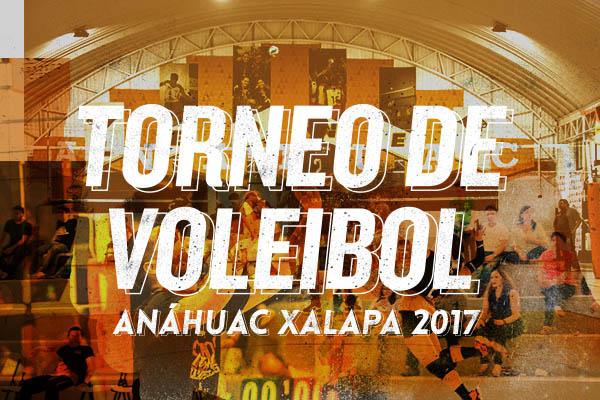 Torneo de Voleibol Anáhuac Xalapa 2017