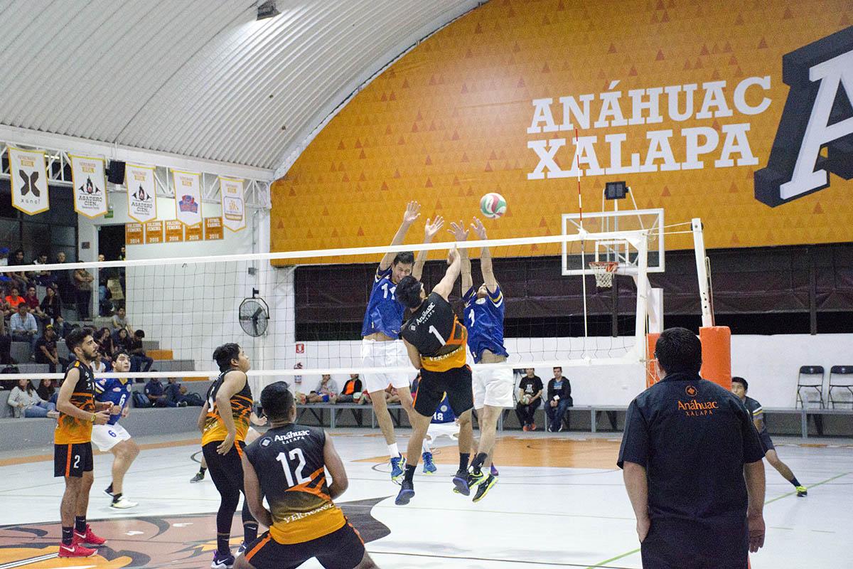 1 / 16 - Torneo de Voleibol Anáhuac Xalapa 2017 y Doble Jornada ABE