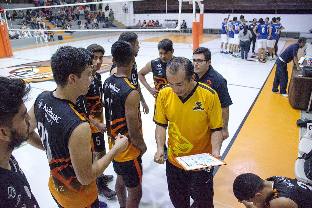 2 / 16 - Torneo de Voleibol Anáhuac Xalapa 2017 y Doble Jornada ABE