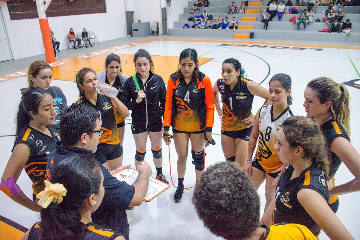 5 / 16 - Torneo de Voleibol Anáhuac Xalapa 2017 y Doble Jornada ABE