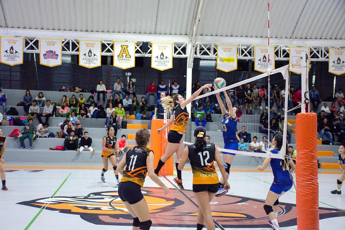 6 / 16 - Torneo de Voleibol Anáhuac Xalapa 2017 y Doble Jornada ABE