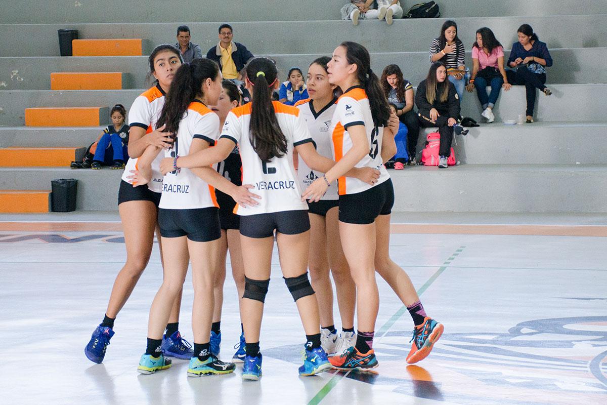 7 / 16 - Torneo de Voleibol Anáhuac Xalapa 2017 y Doble Jornada ABE