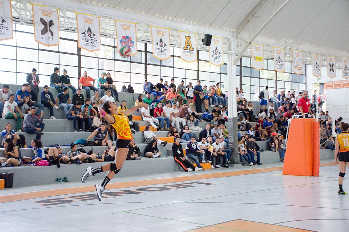 8 / 16 - Torneo de Voleibol Anáhuac Xalapa 2017 y Doble Jornada ABE