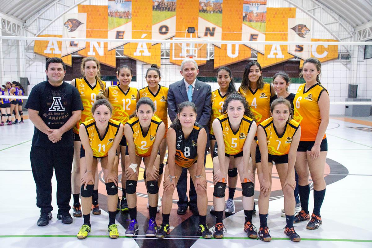 13 / 16 - Torneo de Voleibol Anáhuac Xalapa 2017 y Doble Jornada ABE