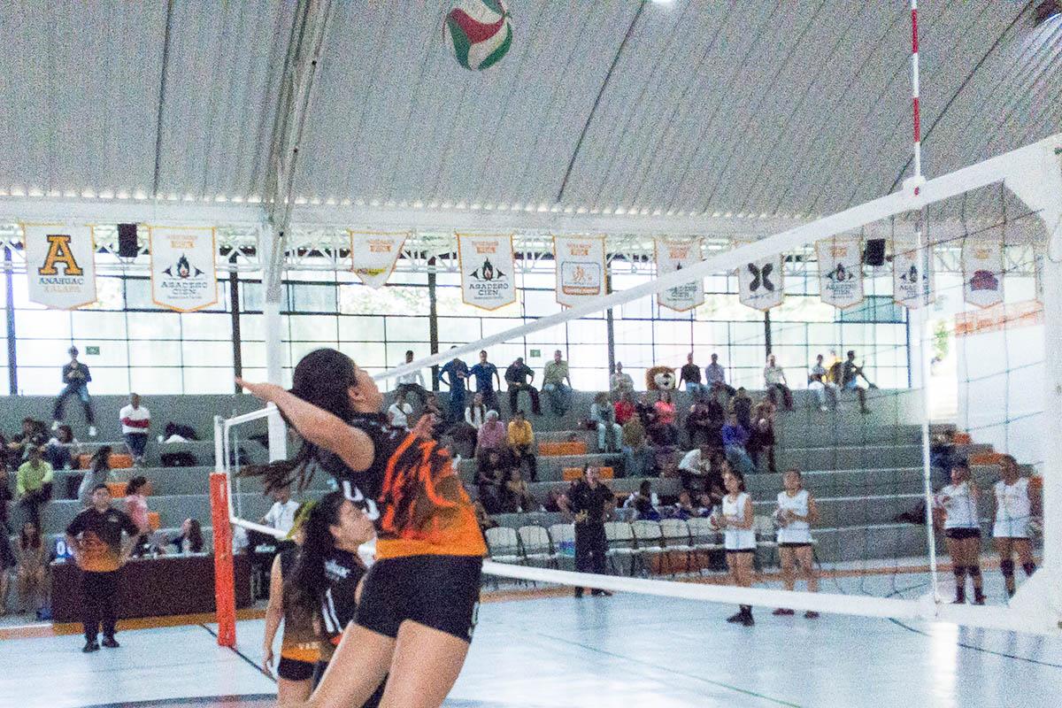 2 / 4 - Voleibol Femenil Anáhuac Xalapa va al Nacional