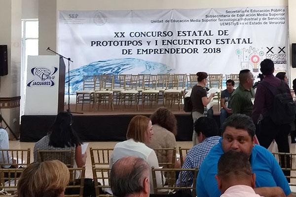 XX Concurso Estatal de Prototipos y I Encuentro Estatal de Emprendedores