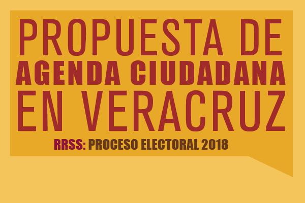 Propuesta de Agenda Ciudadana en el Proceso Electoral 2018