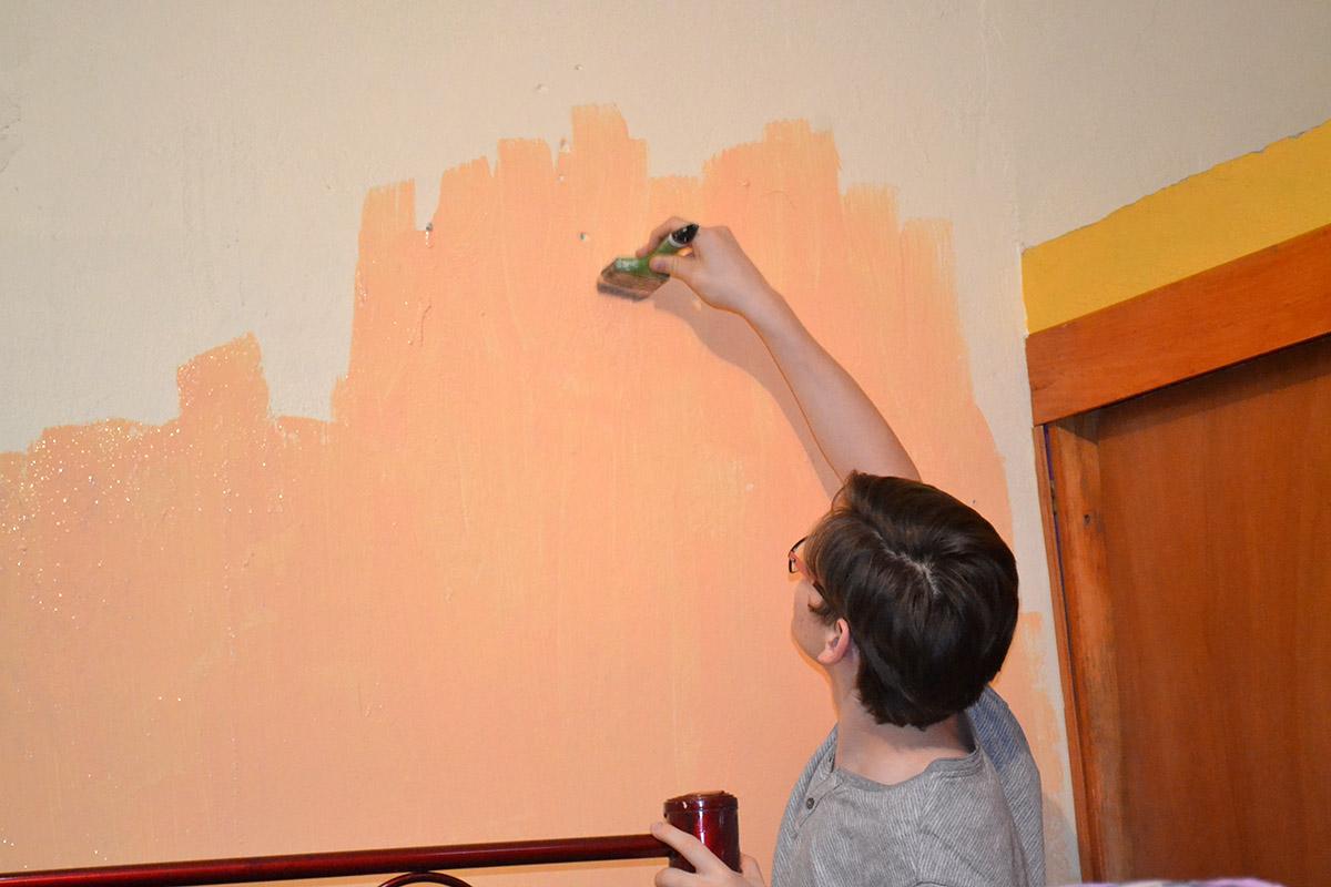 ASUA Color en Casa Hogar San Charbel