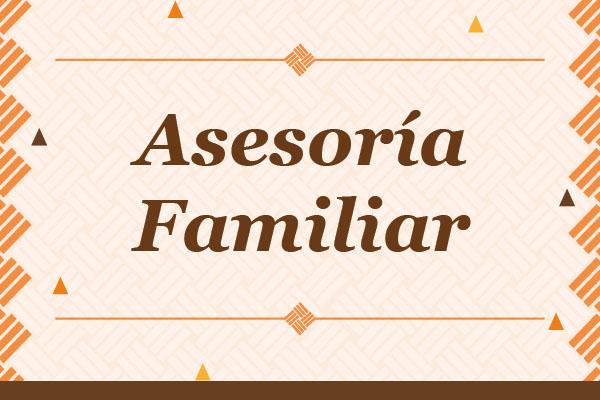 Clausura del Diplomado en Asesoría Familiar