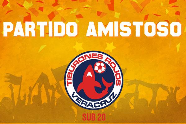 Leones Anáhuac enfrentan a Tiburones Rojos de Veracruz en partido amistoso