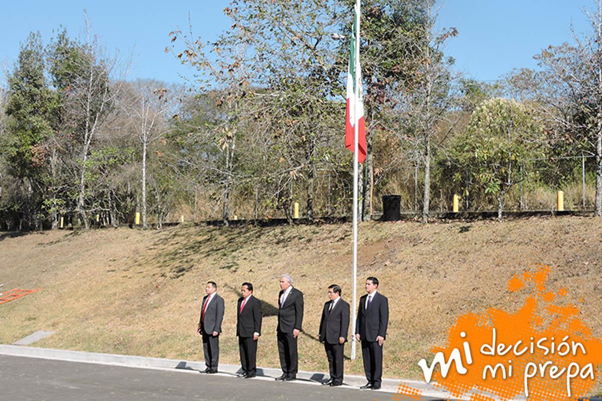 1 / 5 - Ceremonia Cívica por el Día de la Bandera