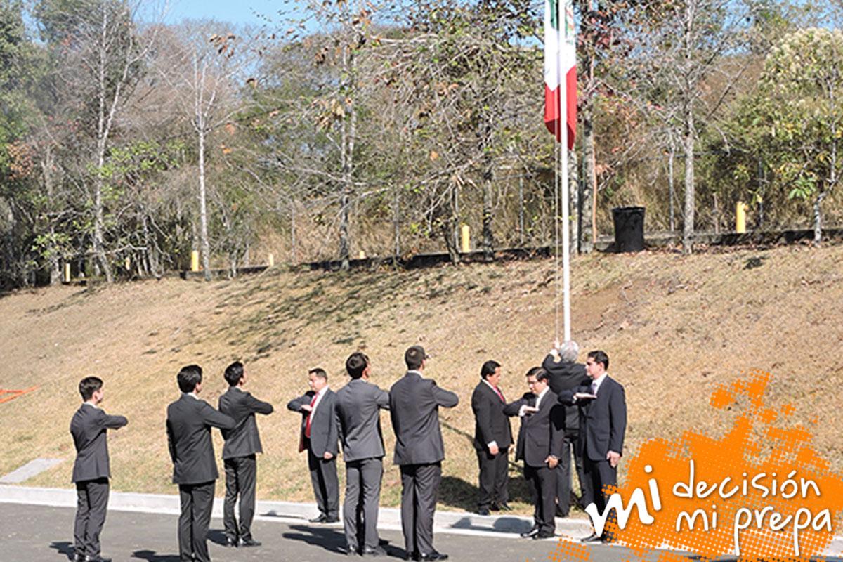2 / 5 - Ceremonia Cívica por el Día de la Bandera