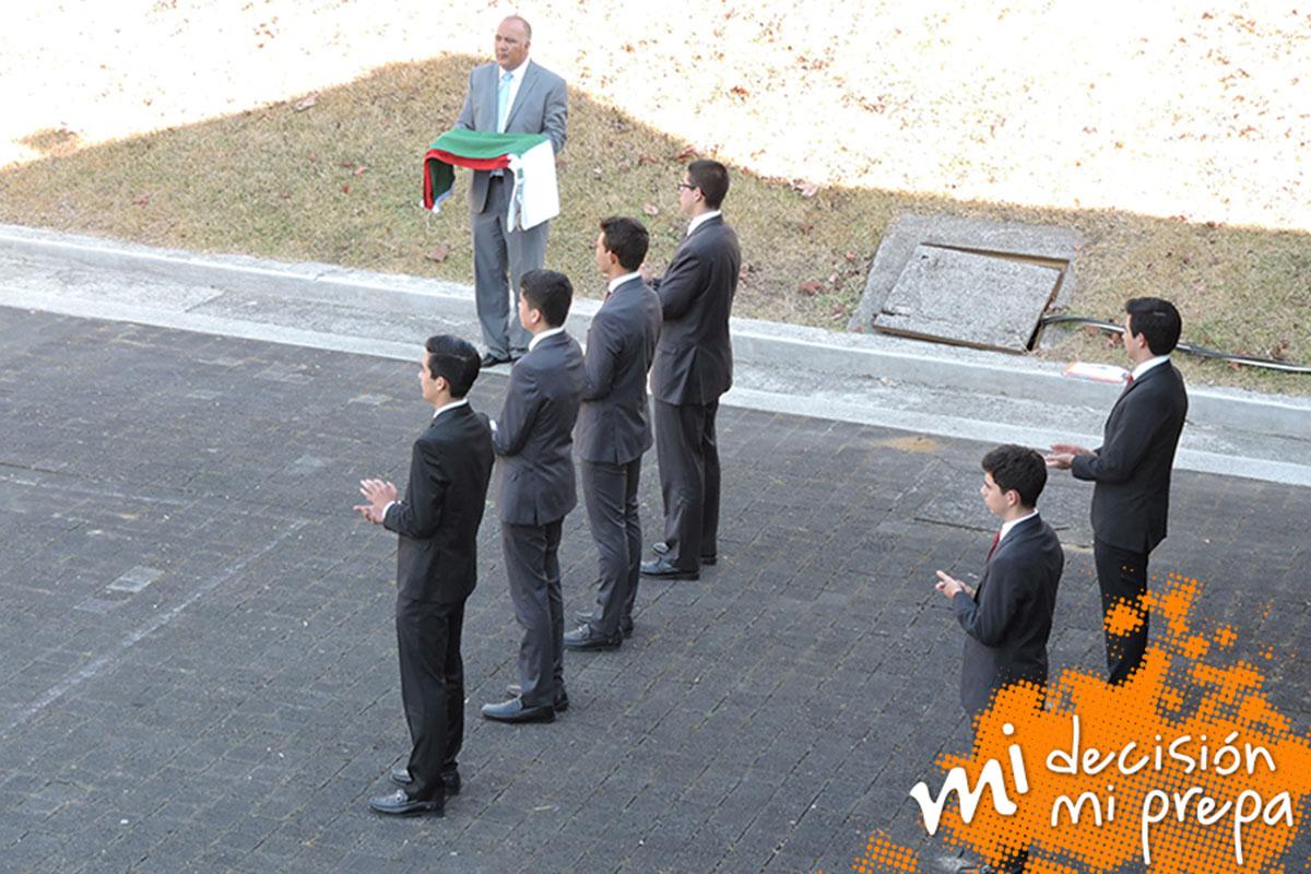 5 / 5 - Ceremonia Cívica por el Día de la Bandera