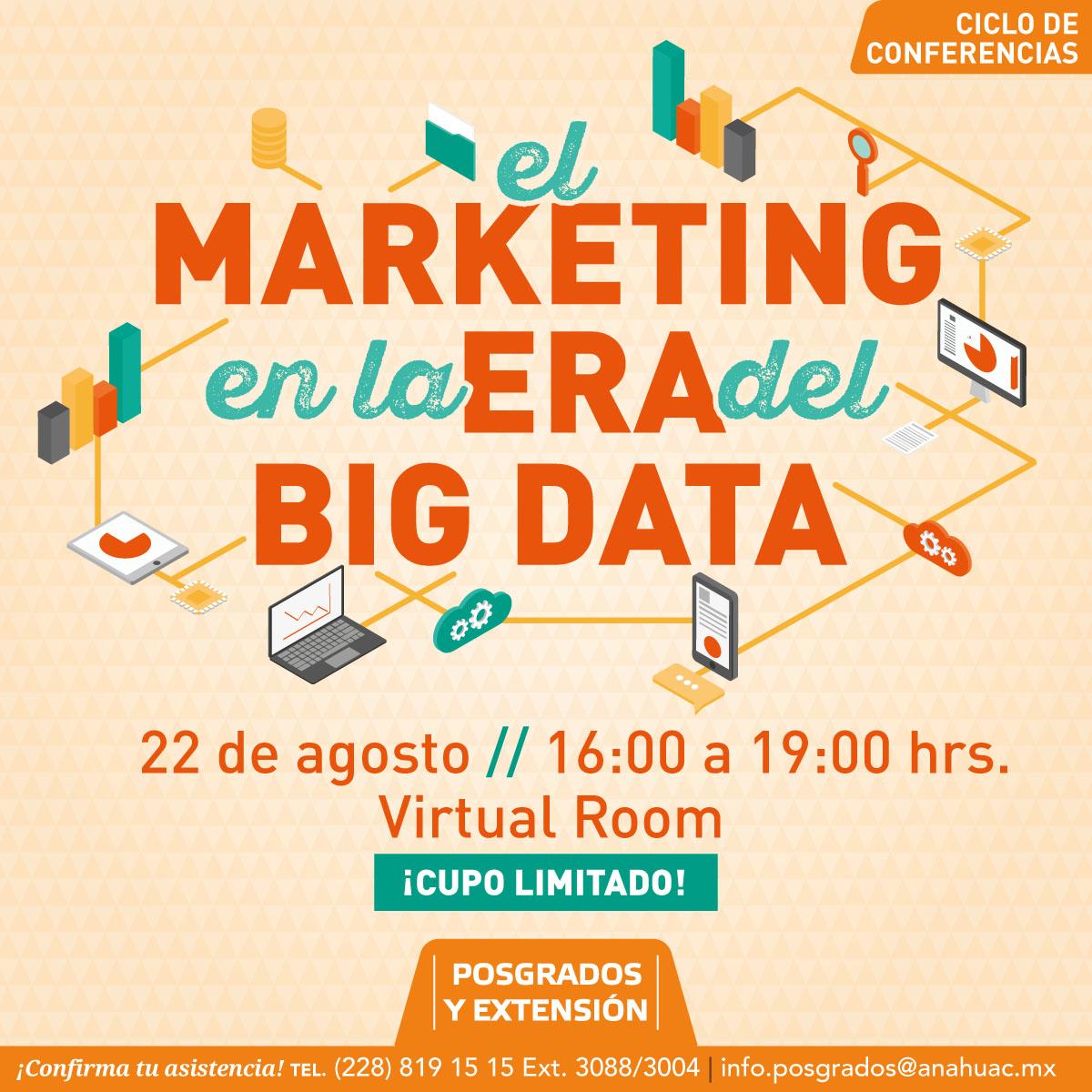 El Marketing en la Era del Big Data