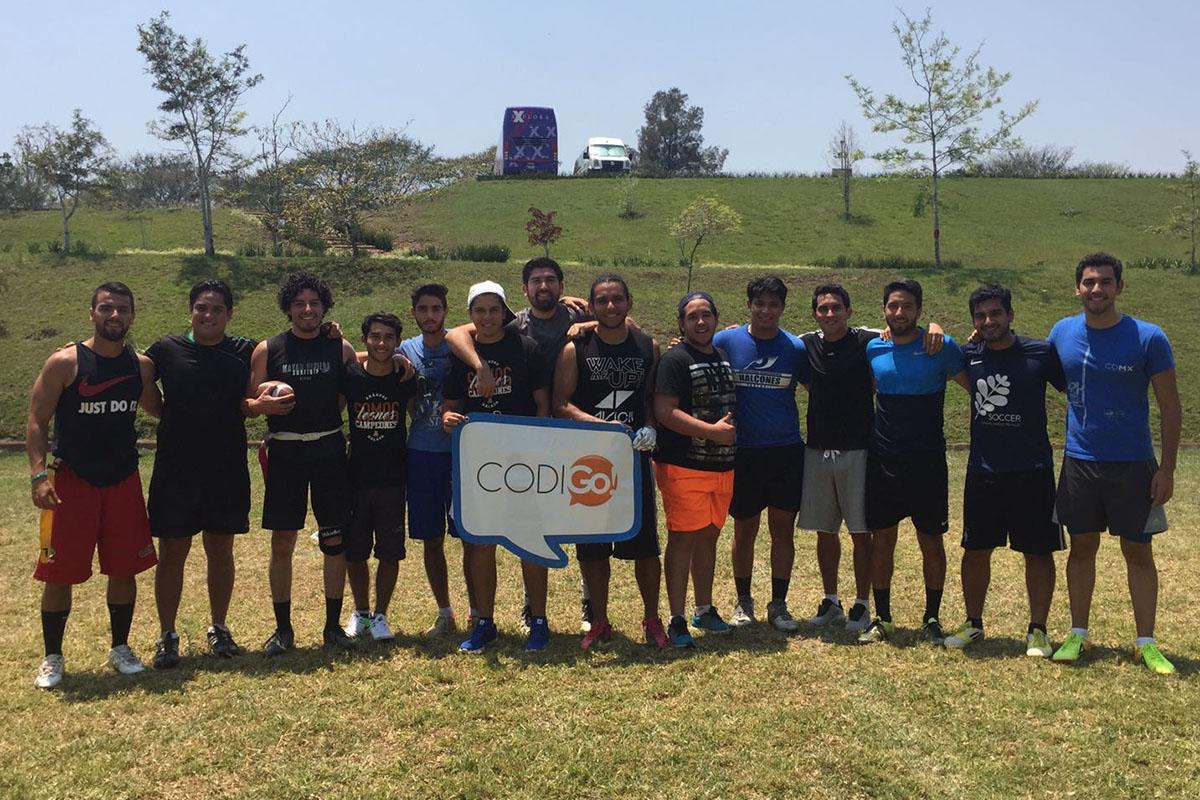 2 / 14 - Torneo de Tochito organizado por Grupo CODIGo!