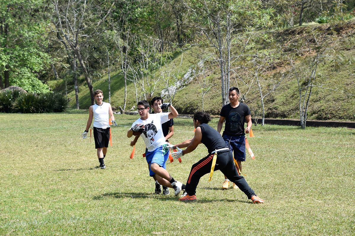 10 / 14 - Torneo de Tochito organizado por Grupo CODIGo!