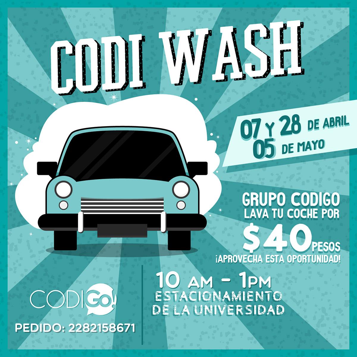 CODI Wash