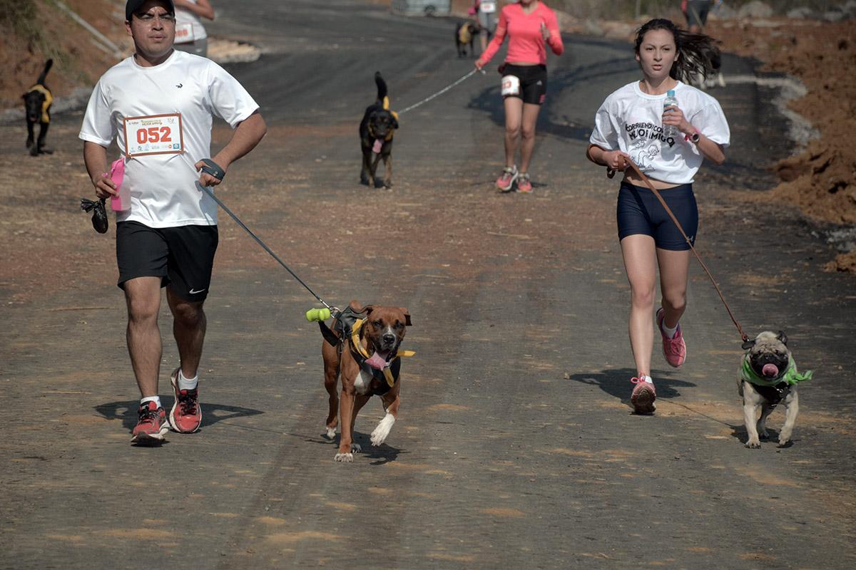 9 / 36 - Corriendo con mi Mejor Amigo: Una Carrera con Causa