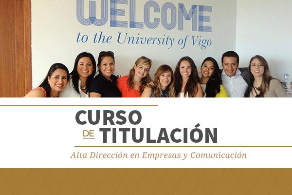 Curso de Titulación en España