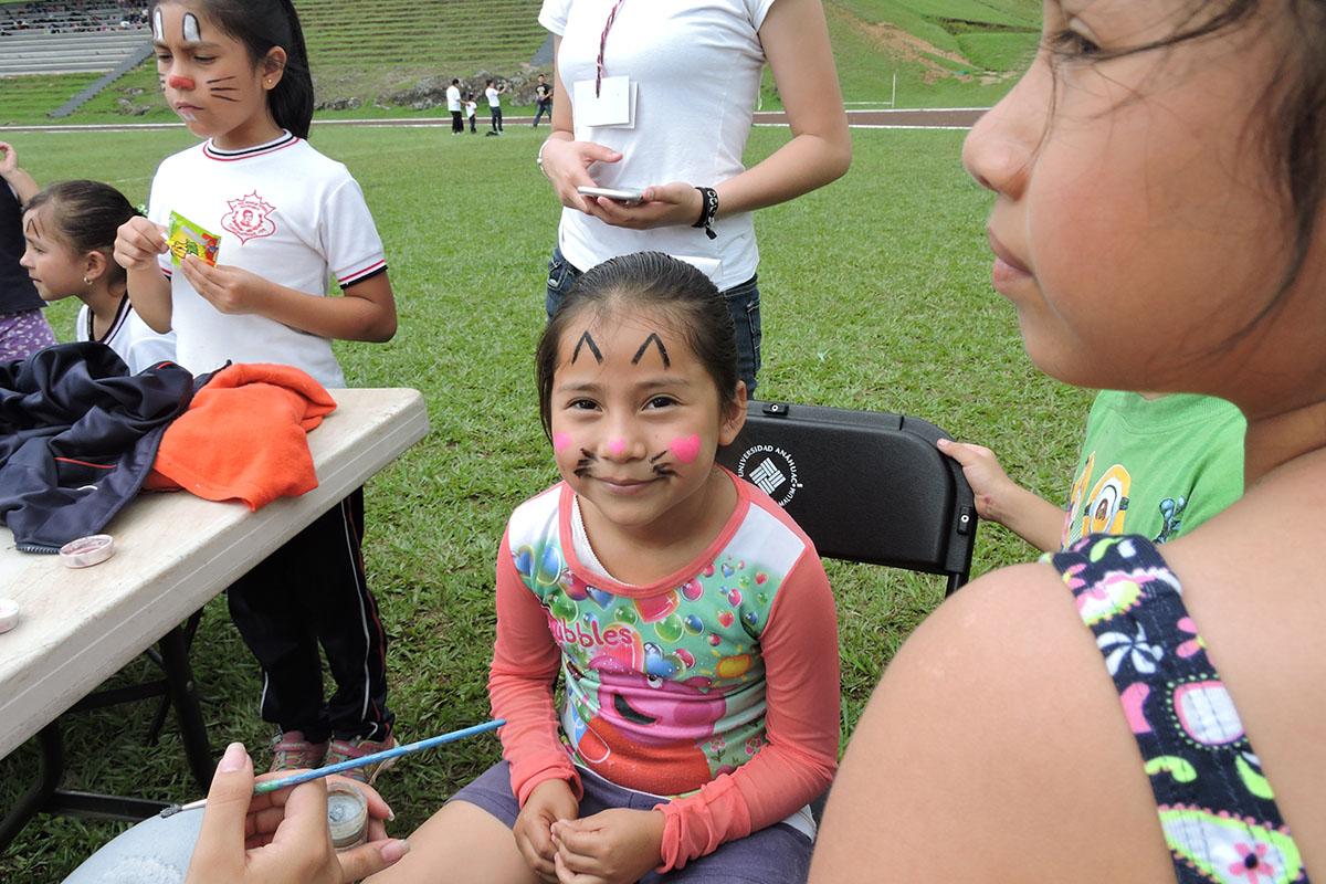 3 / 19 - Celebrando el Día del Niño en la Anáhuac