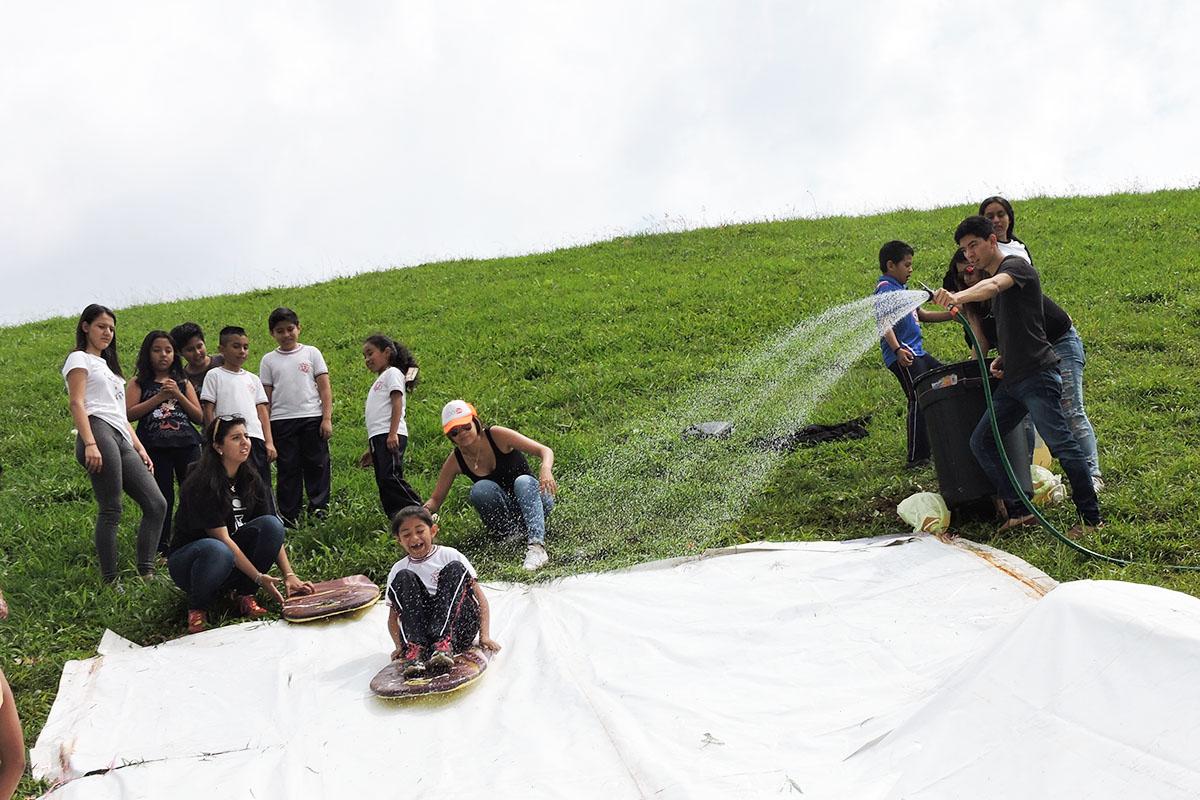 7 / 19 - Celebrando el Día del Niño en la Anáhuac