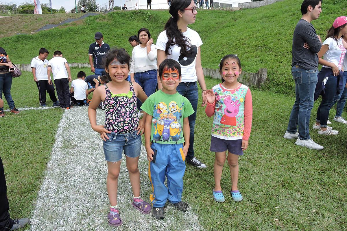 10 / 19 - Celebrando el Día del Niño en la Anáhuac