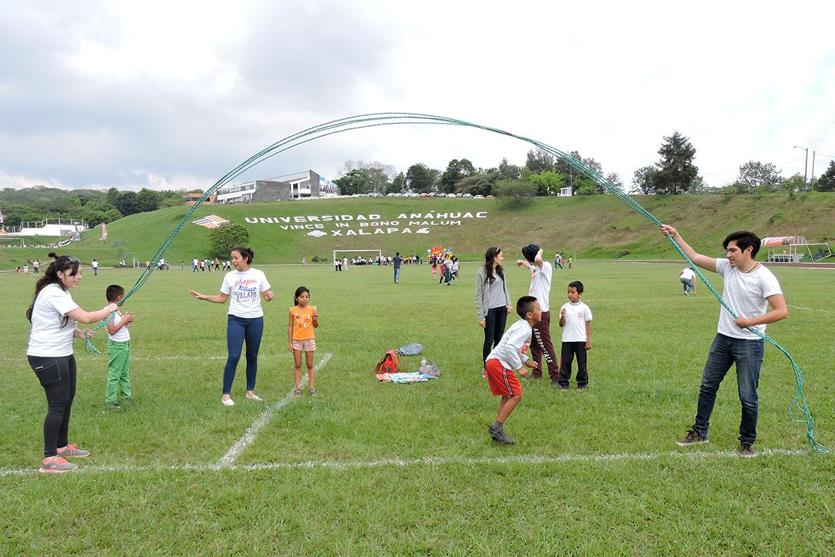 11 / 19 - Celebrando el Día del Niño en la Anáhuac