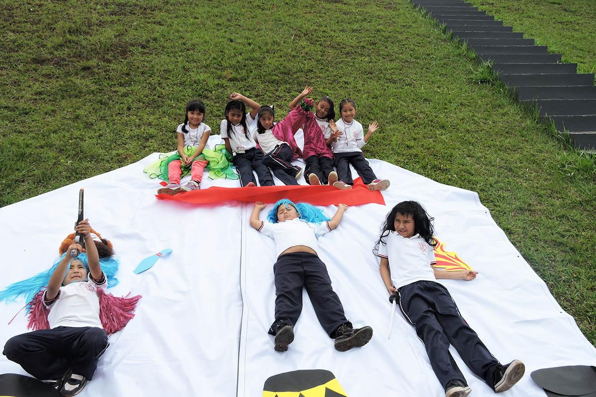 12 / 19 - Celebrando el Día del Niño en la Anáhuac