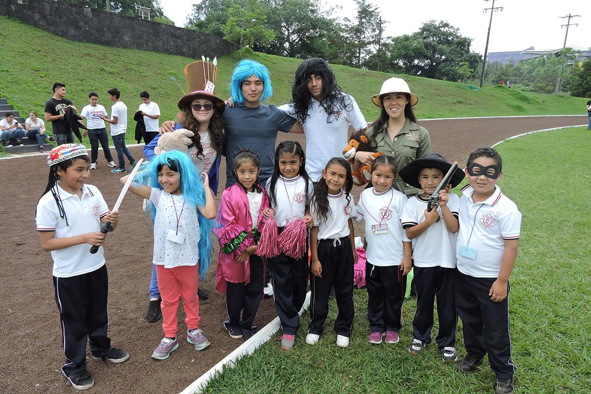13 / 19 - Celebrando el Día del Niño en la Anáhuac