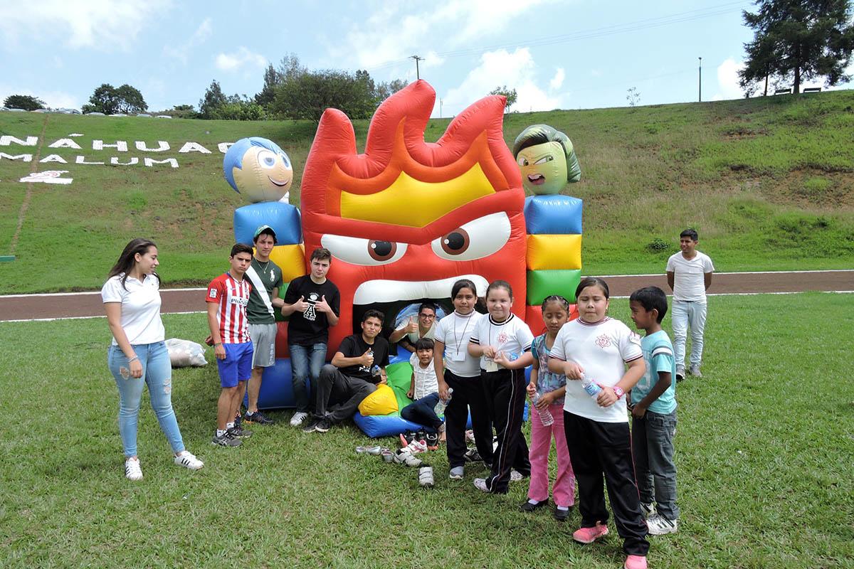 15 / 19 - Celebrando el Día del Niño en la Anáhuac