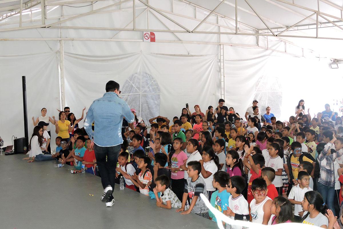 19 / 19 - Celebrando el Día del Niño en la Anáhuac